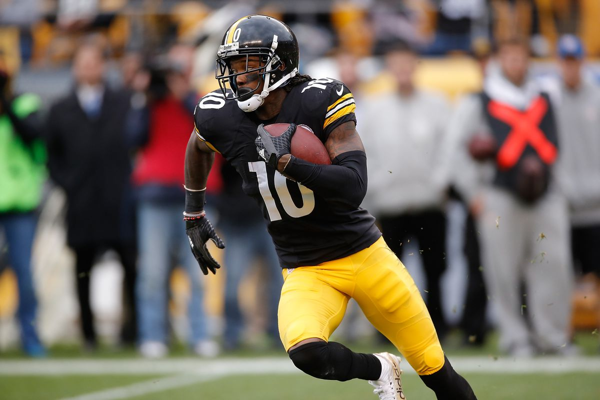 Podcast Martavis Bryant is back and ready to roll over defensive