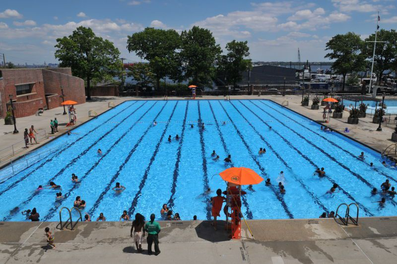 Nyc S 10 Coolest Outdoor Pools To Check Out This Summer