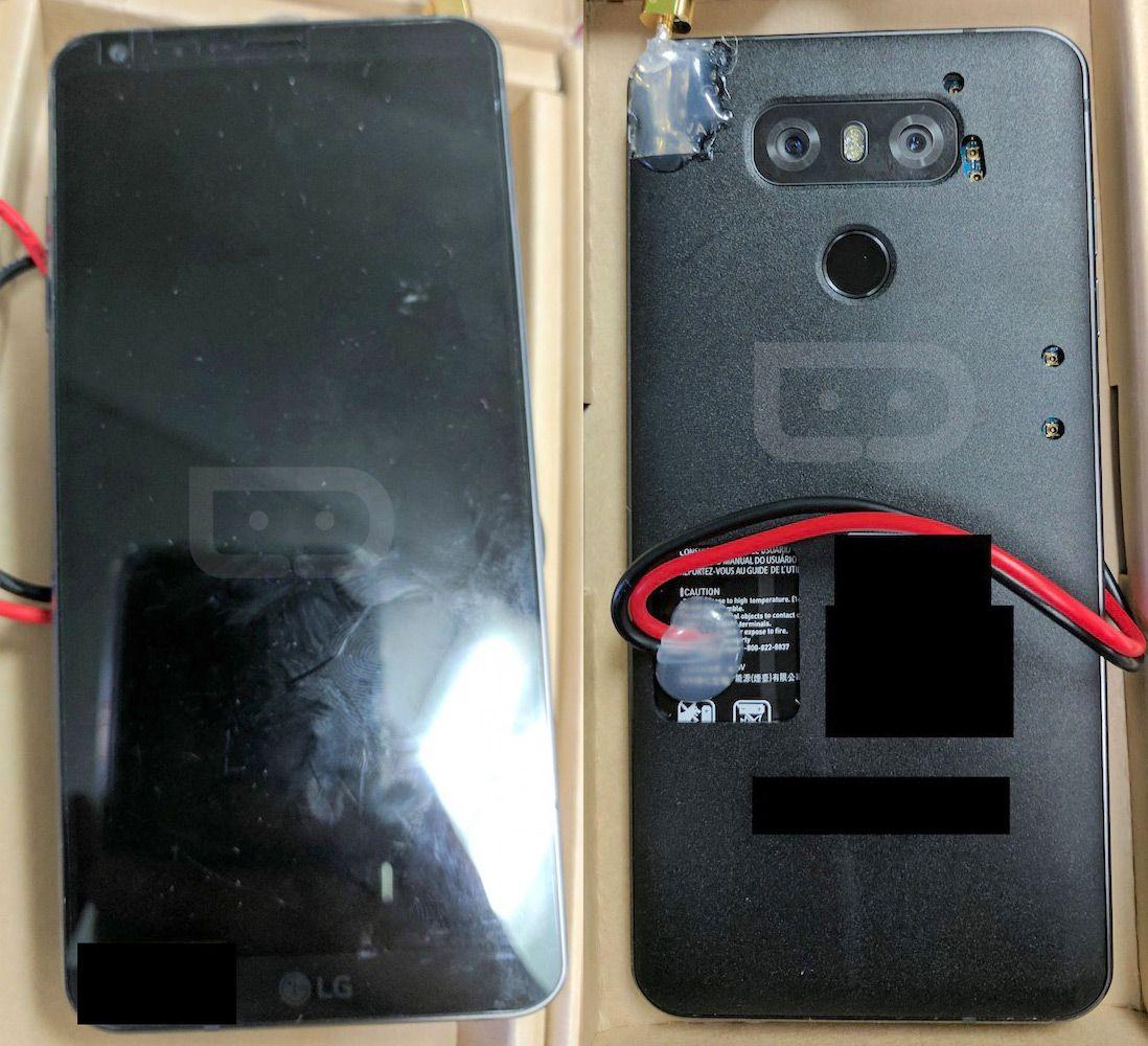 lg g6 leaked prototype