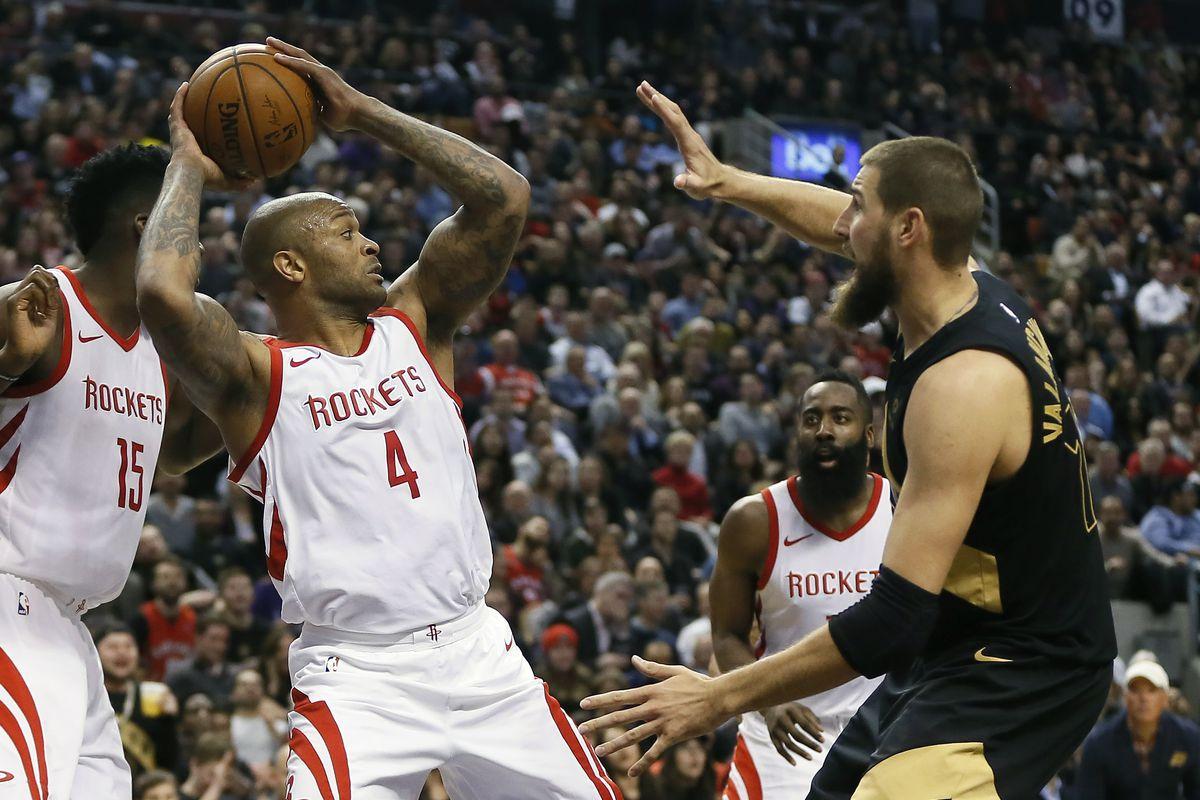 8a4e69beba73 Houston Rockets vs. Toronto Raptors game preview - The Dream Shake