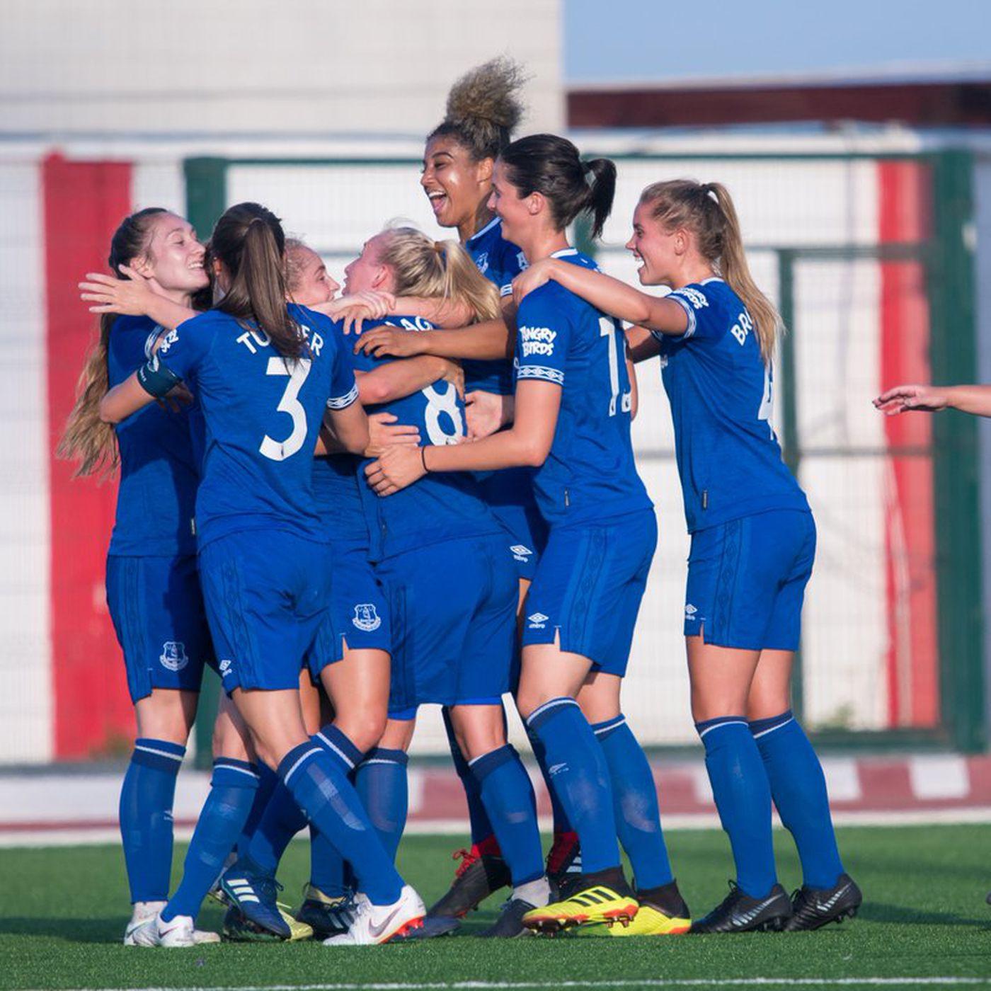 When Will Everton Ladies Be Renamed Everton Women Royal Blue Mersey
