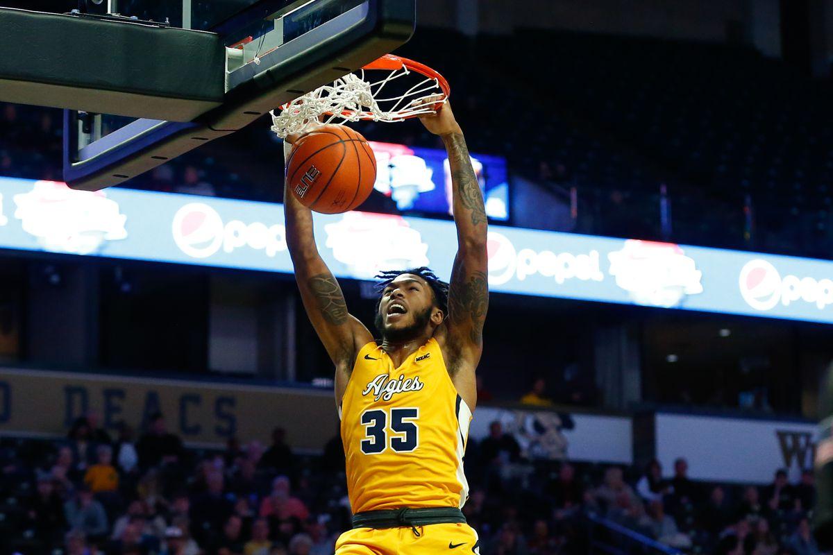NCAA Basketball: No.Carolina AT at Wake Forest