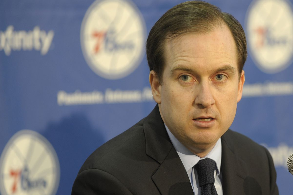 Sam Hinkie Sixers General Manager