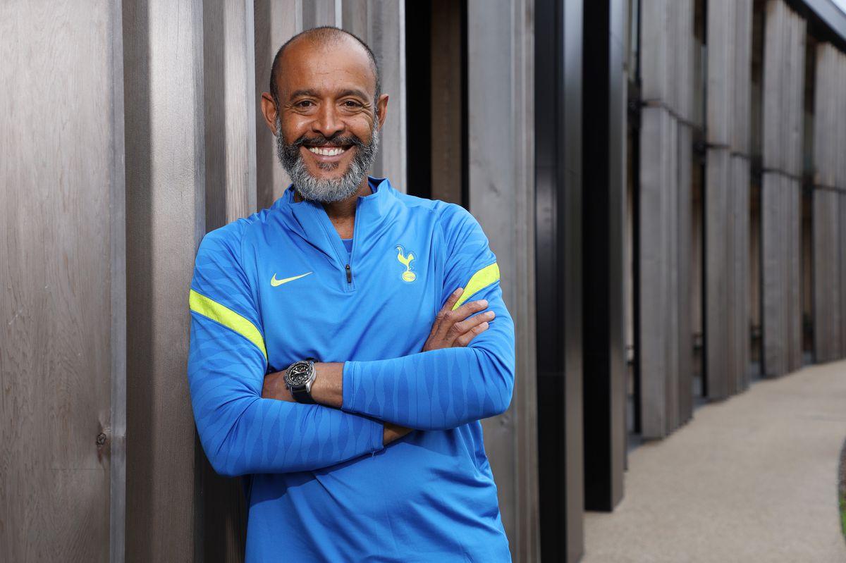 Tottenham Hotspur Unveil Their New Manager Nuno Espirito Santo