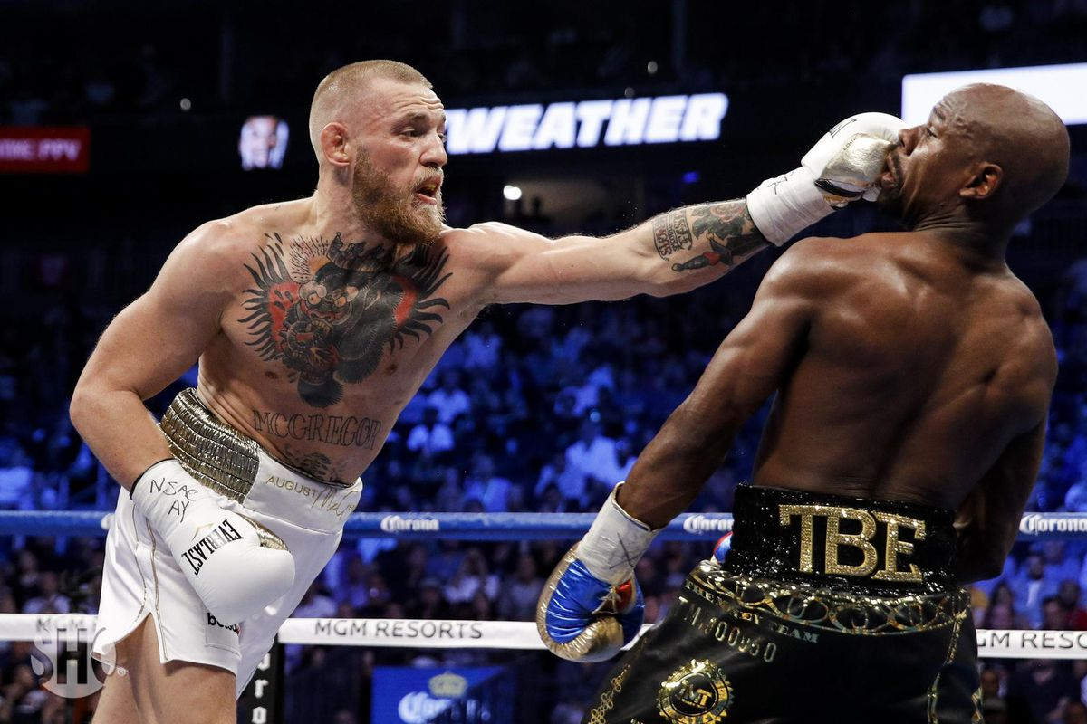 Conor Mcgregor Vs Mayweather