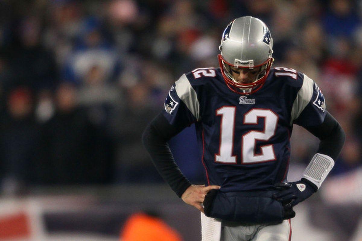 I hear ya, Tommy. (Photo by Elsa/Getty Images)