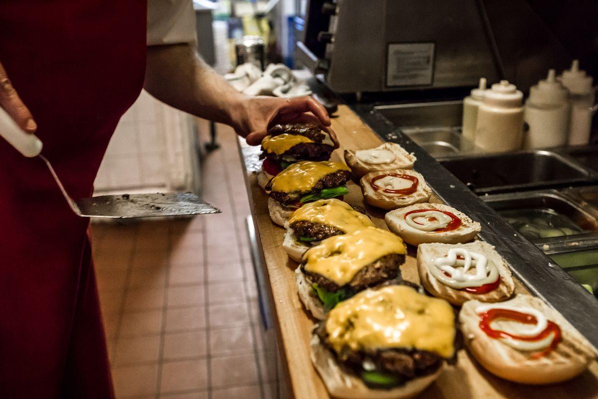 Step Inside Montreal Burger Champ Uniburger