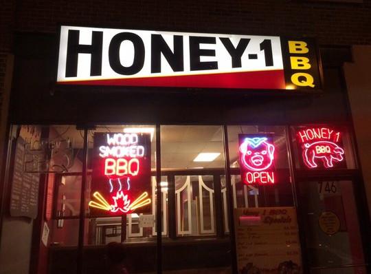 Honey 1 Bronzeville
