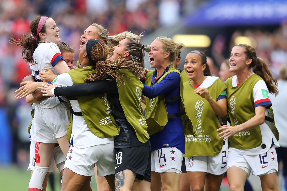 united states of america v netherlands final 2019 fifa women s world cup france