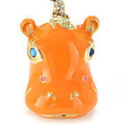 """<a href=""""http://www.betseyjohnson.com/product/index.jsp?productId=12448294"""">Hippo face ring</a>, $44 (was $55)"""