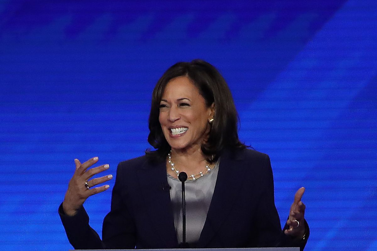 Kamala Harris unveils Illinois leadership team: Snares big names in diverse group presidential primary