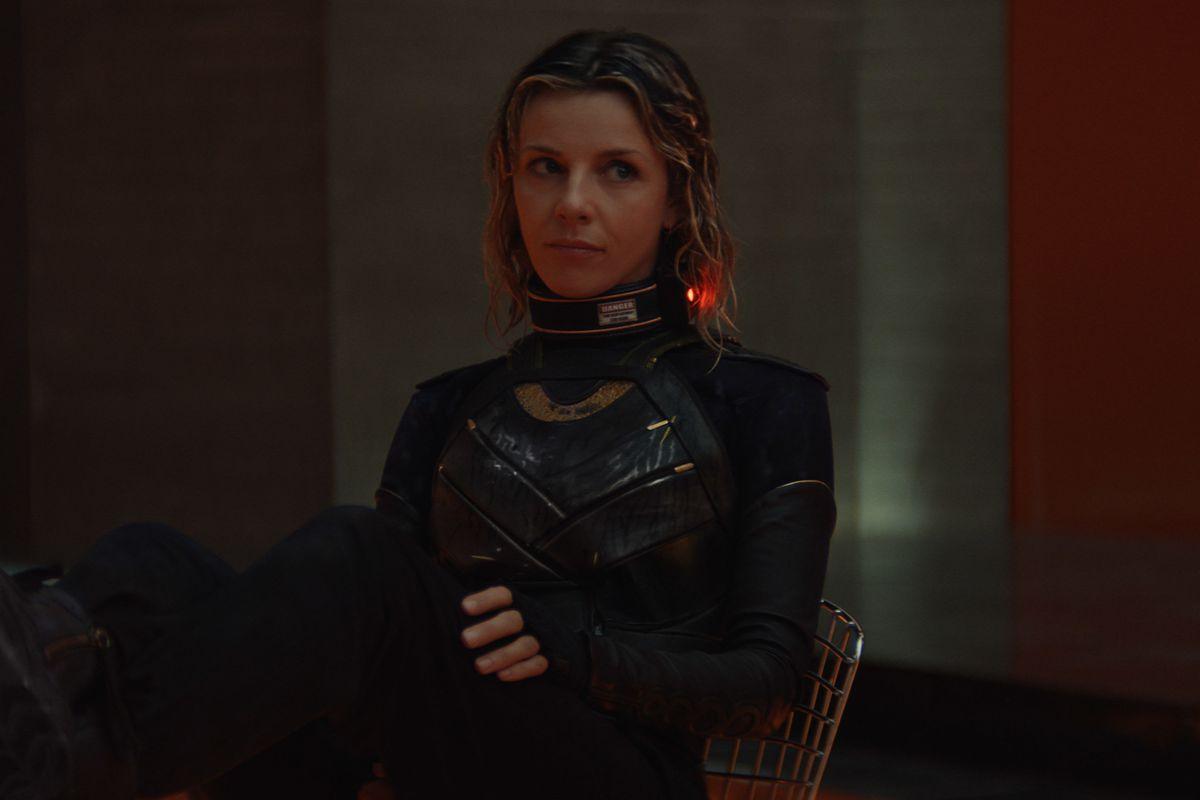 """Sylvie (Sophia Di Martino) in """"Loki."""""""