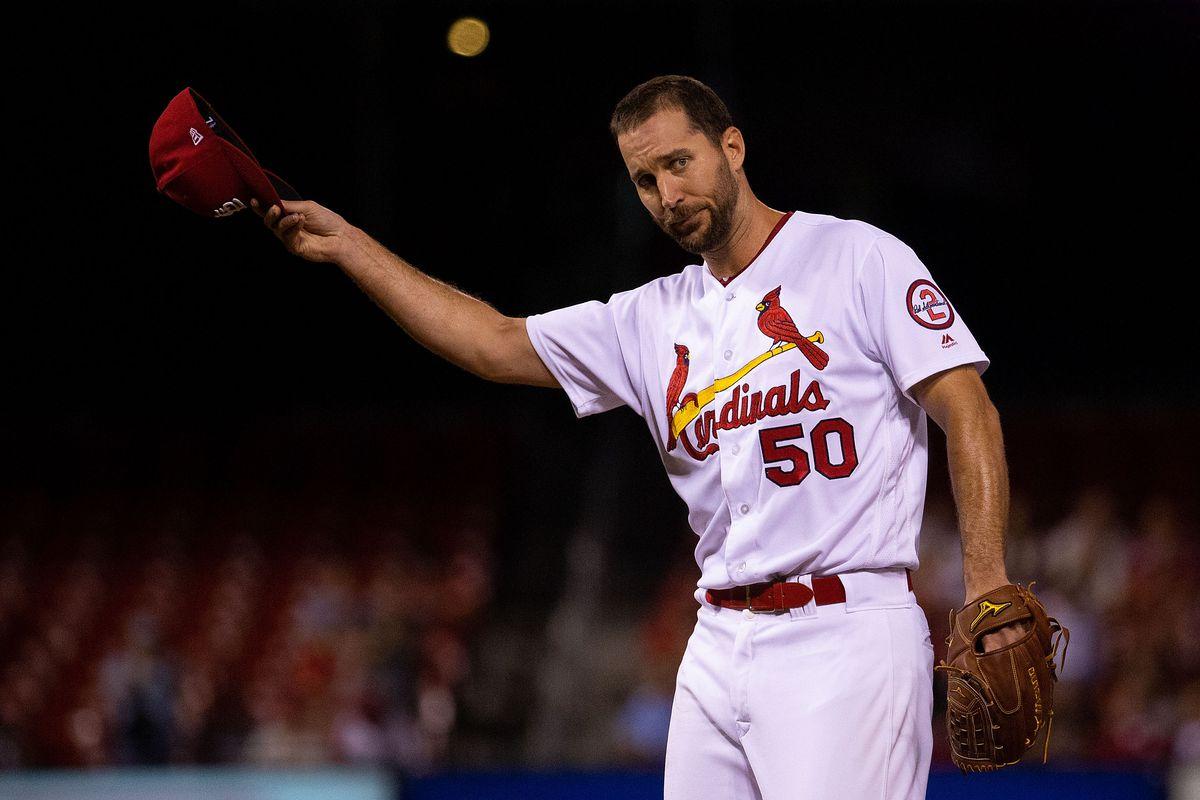A defense of the Adam Wainwright re-signing - Viva El Birdos