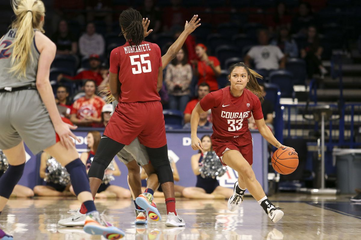 COLLEGE BASKETBALL: FEB 16 Women's Washington State at Arizona