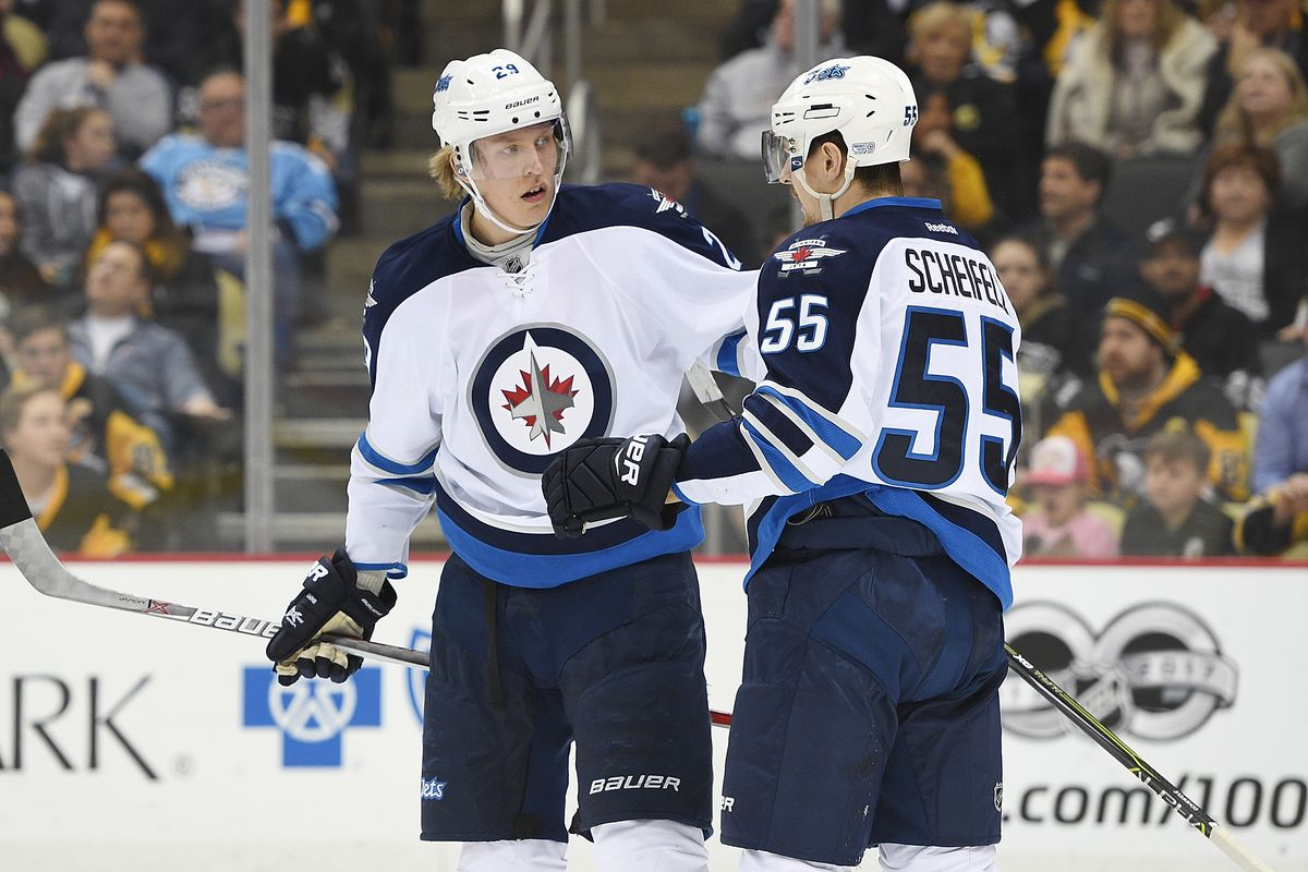 sports shoes b3196 d7c67 Why the Winnipeg Jets could go from the lottery to the ...