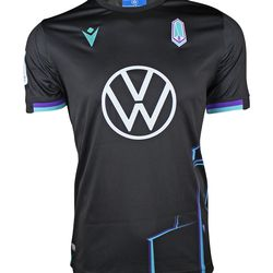 The front of Pacific FC's 2020 away kit