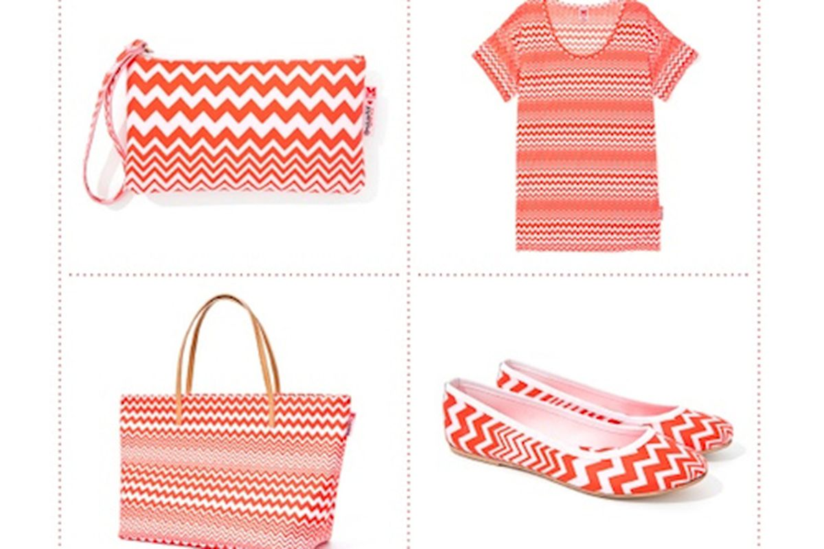 """Not as cheap as Missoni for Target but benefiting more than your pocketbook. Image via <a href=""""http://www.vogue.com/vogue-daily/article/charitable-giving-margherita-maccapani-missonis-collection-for-orphanaid/"""">Vogue</a>"""