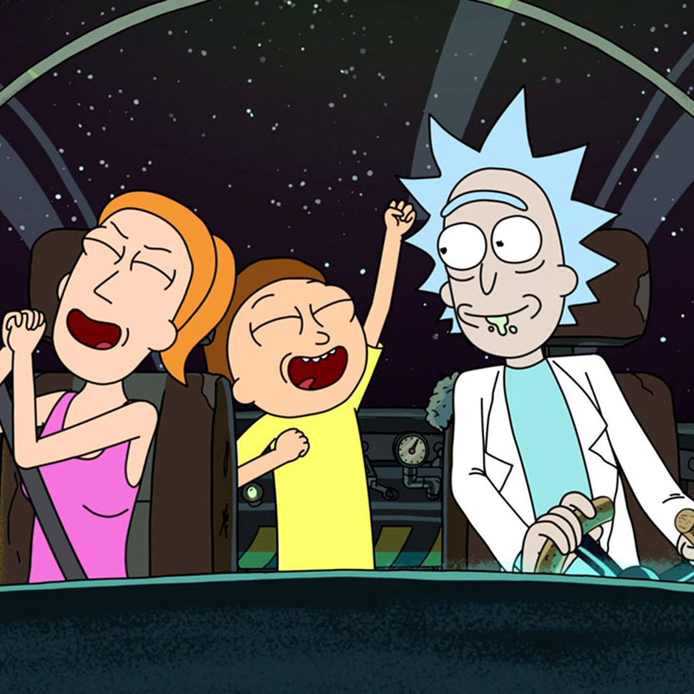 Rick and Morty is getting a whopping 70 more episodes - The Verge