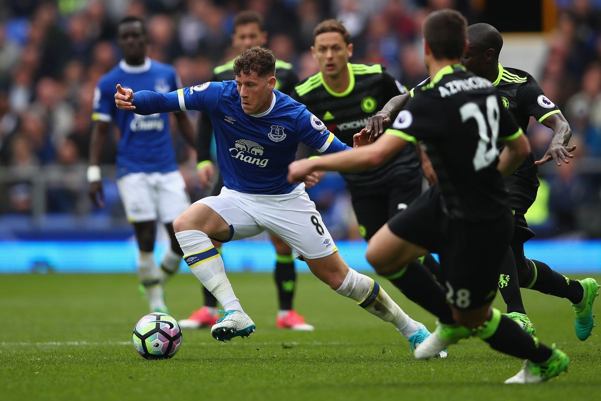Ross Barkley U-turn on Chelsea move after Everton had agreed £35m fee