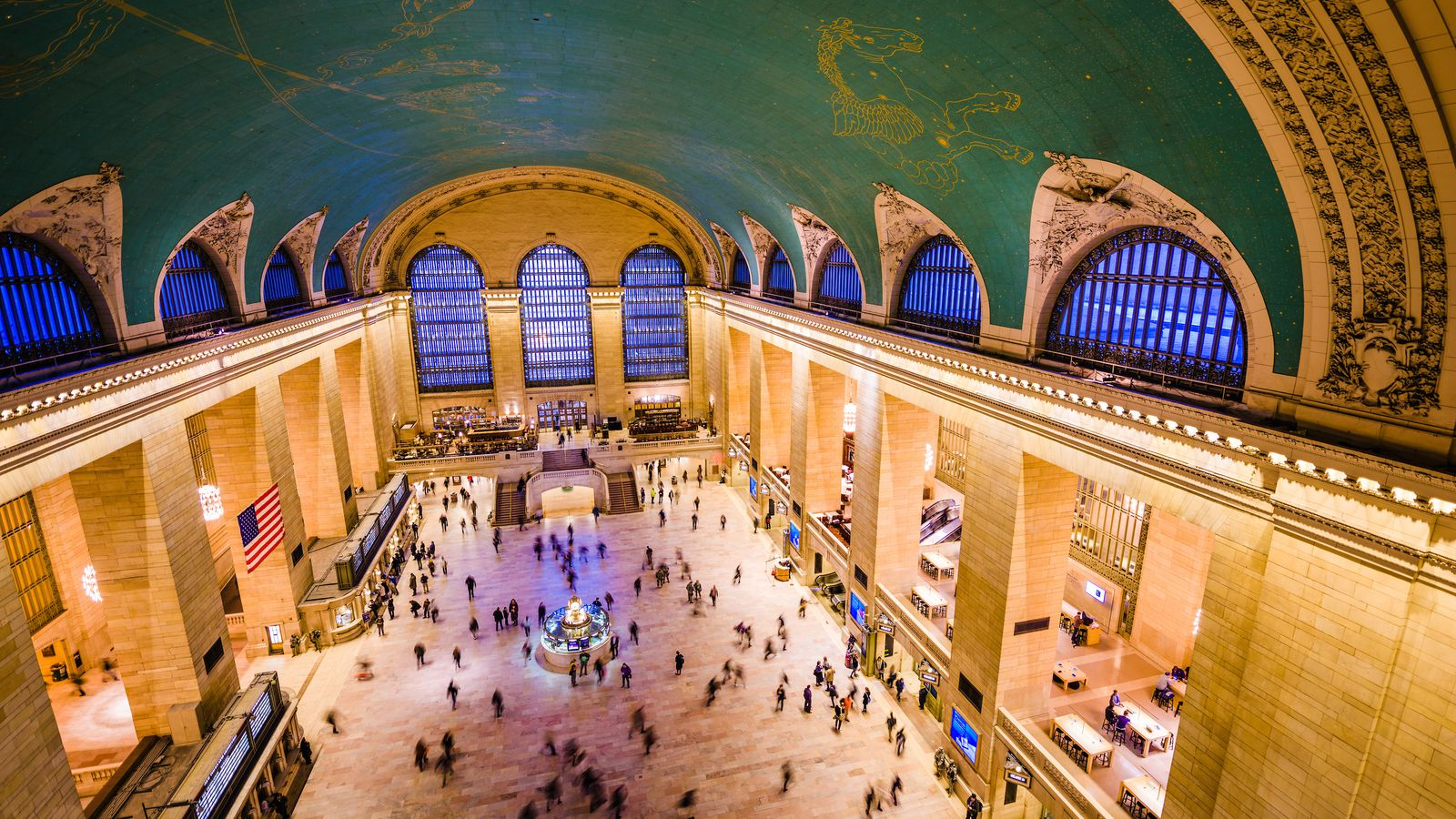 How Grand Central Terminal A Nyc Landmark For 50 Years