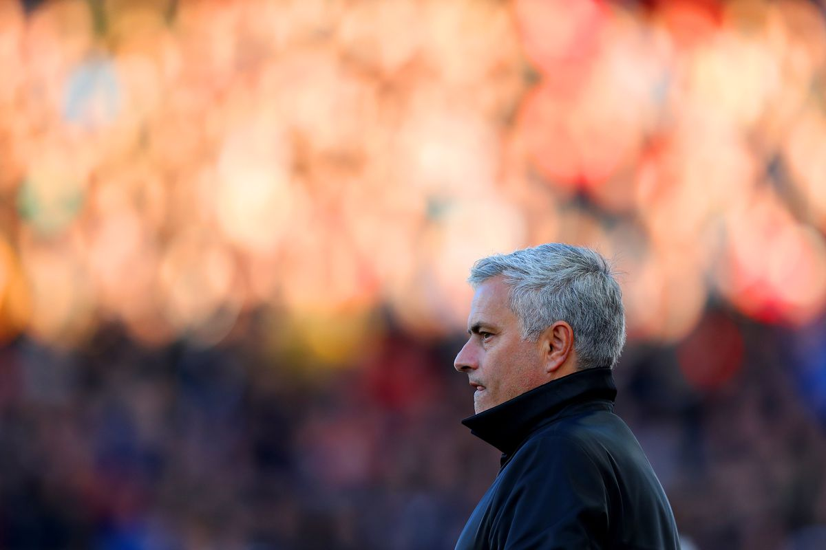 Mourinho Plays Down Manchester United's Champions League Hopes