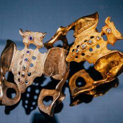Hedi Gardner Cuffs, $1890