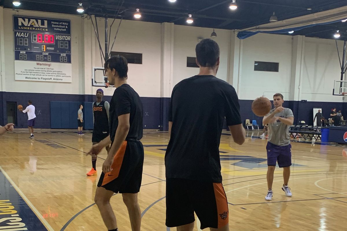 Phoenix Suns Camp Notes: Coach Monty Williams wants a 10-man rotation