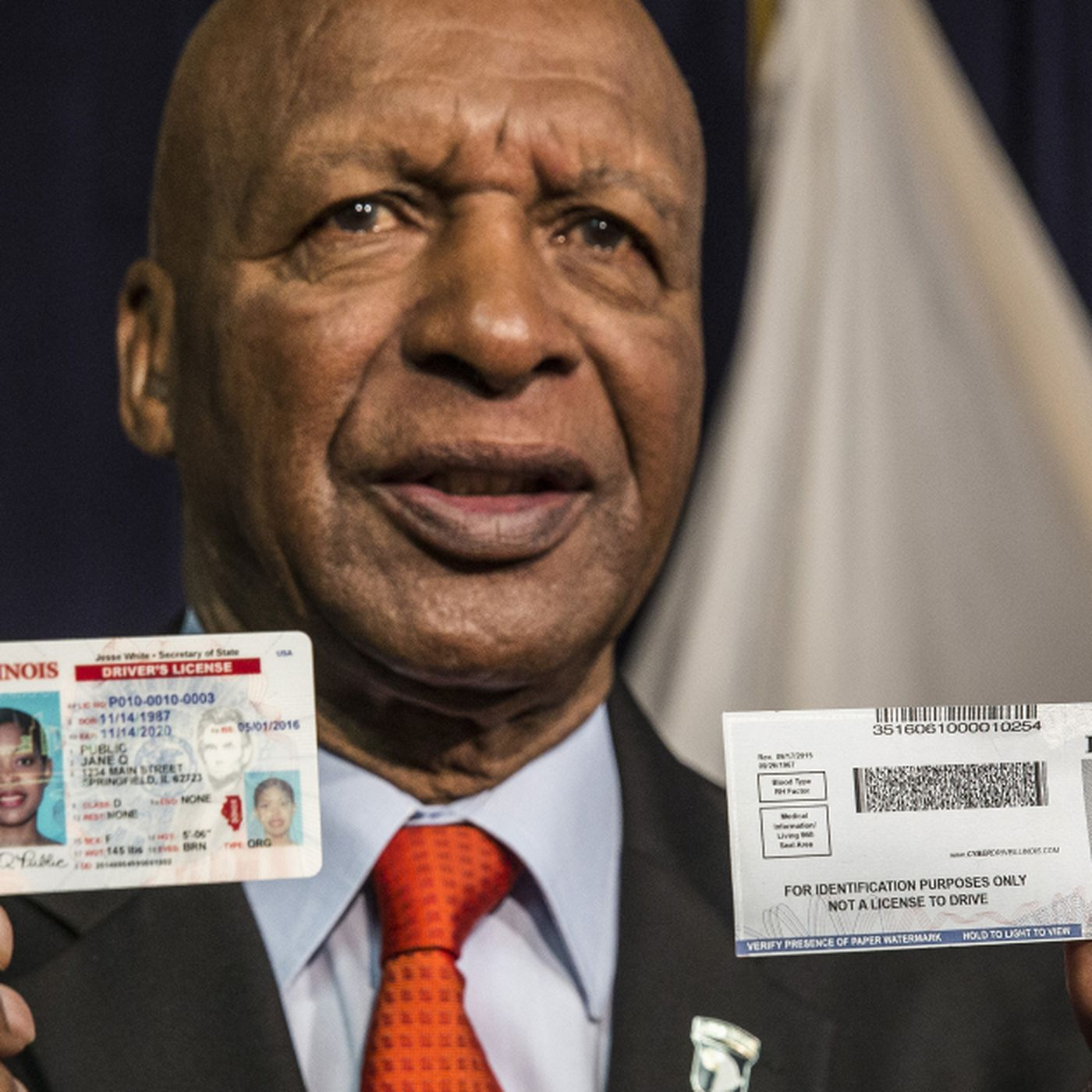 New Drivers Licenses State Id Cards Coming To Illinois Soon