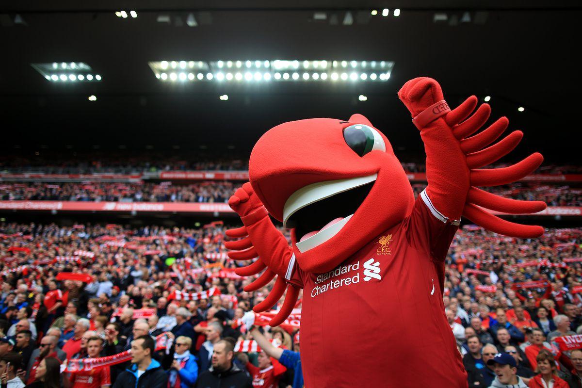 Football - Premier League - Liverpool v Crystal Palace