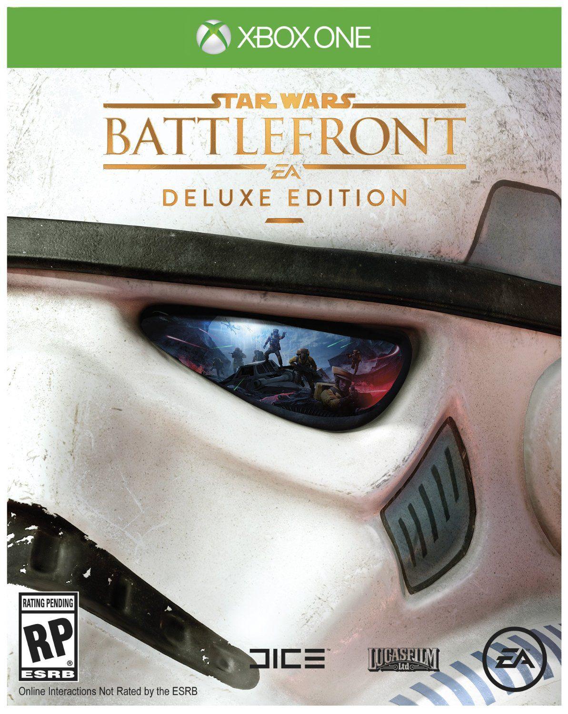 star wars battlefront deluxe edition box art