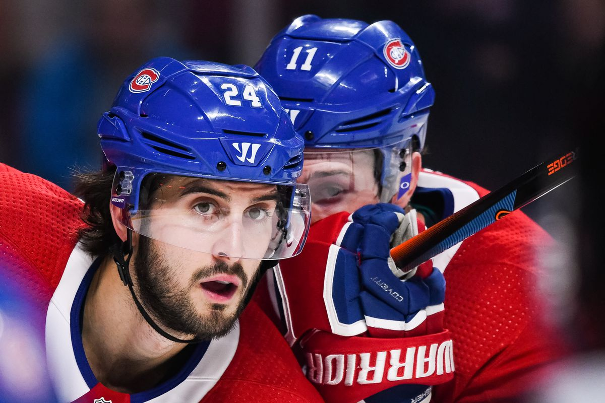 NHL: OCT 24 Sharks at Canadiens