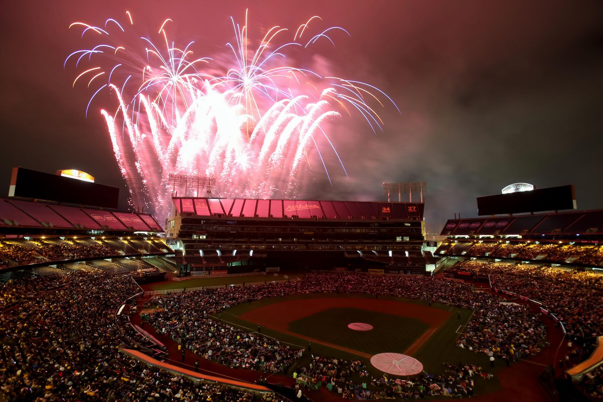 '90s Fireworks Night at the Coliseum.