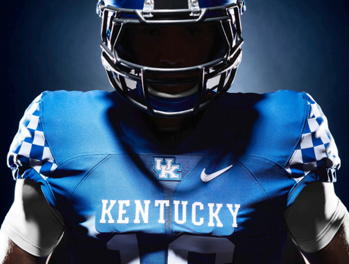 The new Kentucky Wildcats logo looks like Chewbacca mated ...