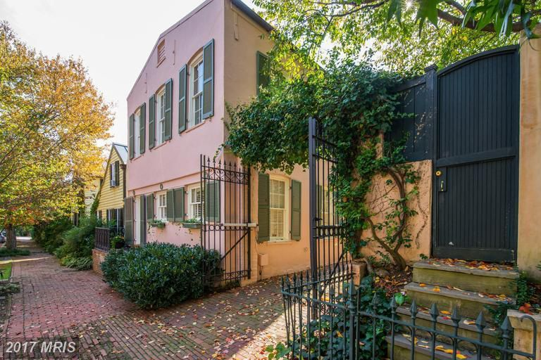 . 5 charming carriage houses for sale in the D C  area   Curbed DC