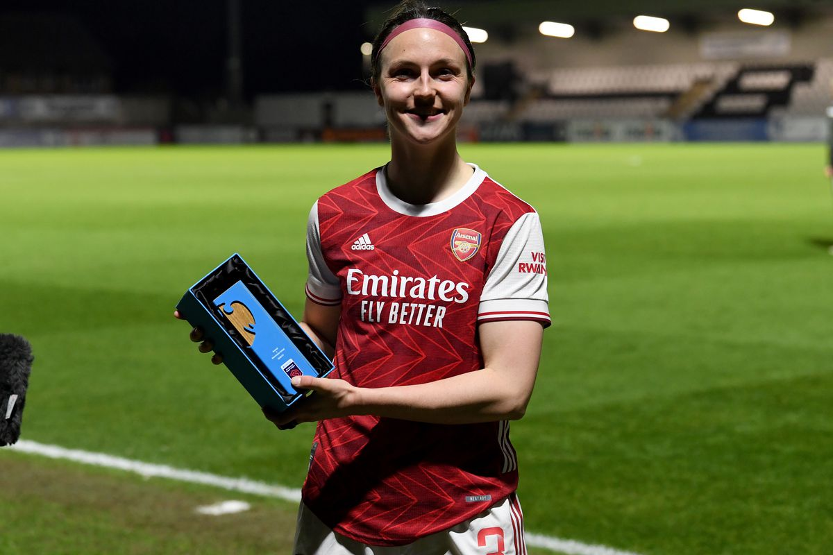 Arsenal Women v Manchester United Women - Barclays FA Women's Super League