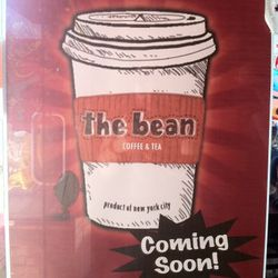 """The Bean, coming soon to Broadway via <a href=""""http://evgrieve.com/2011/07/bean-opening-second-location-across.html"""" rel=""""nofollow"""">EVG</a>"""