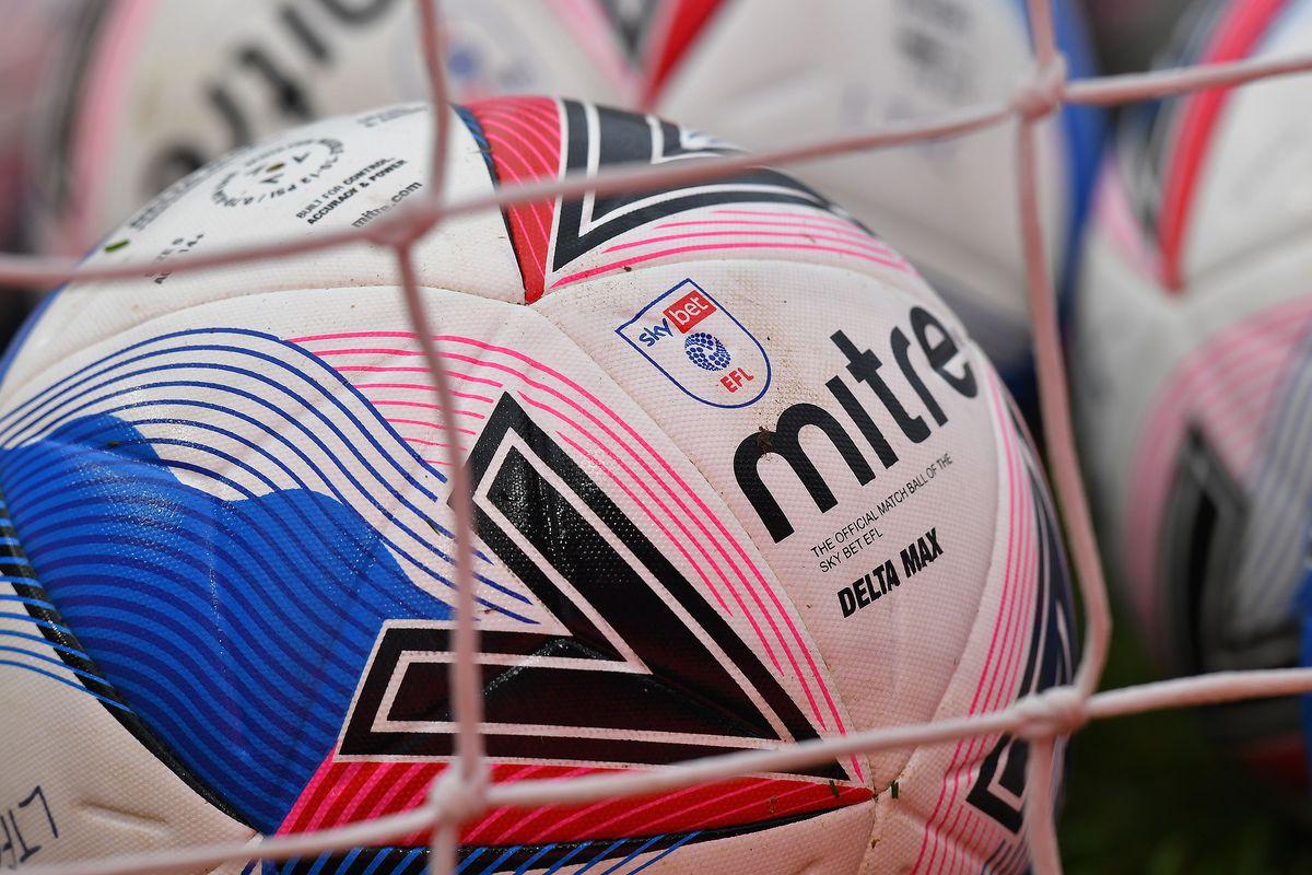 Huddersfield Town v Luton Town - Sky Bet Championship