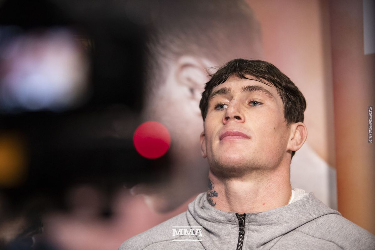 Report: Darren Till fined for allegedly 'stealing' taxi, trashing hotel room in Spain