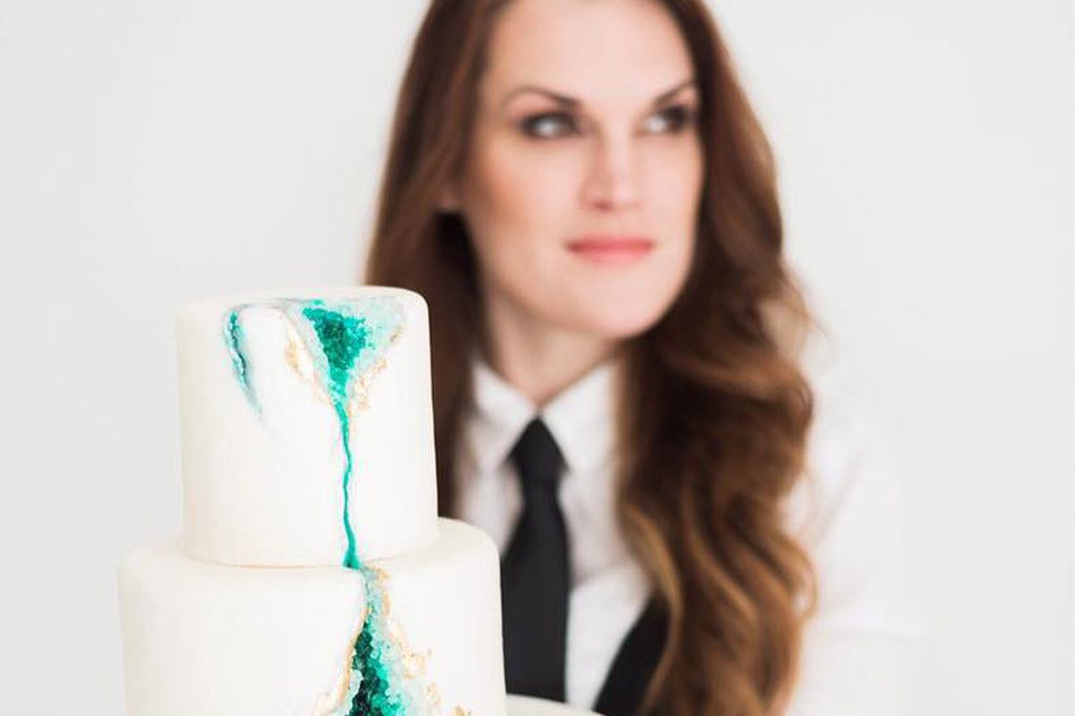 cake wars contestant brings boozy custom cakes and british pastries