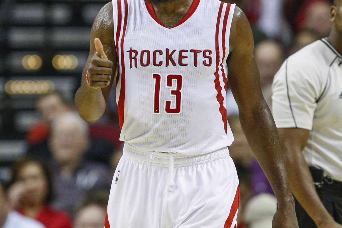 No Siskel and Ebert, but James Harden thinks this game will be fan-tastic!