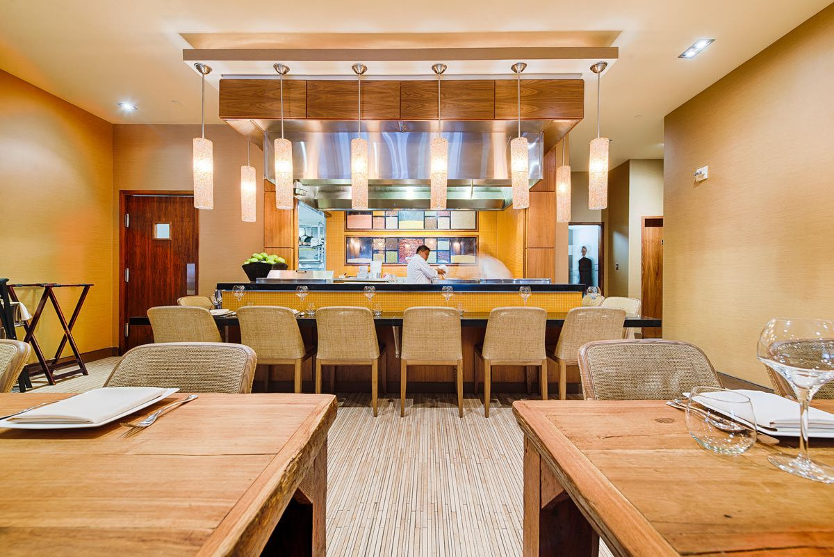 Rasika Penn Quarter chef's counter