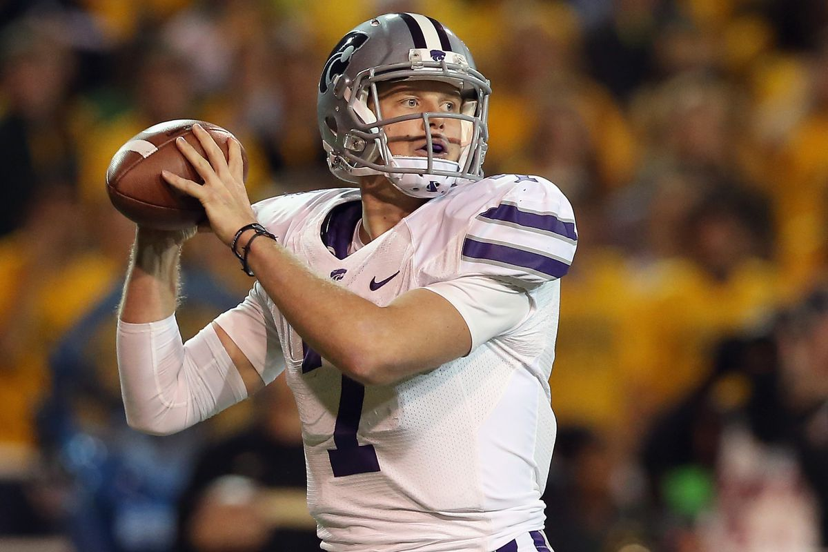2012 Big 12 Football Standings Kansas State Still Atop Conference