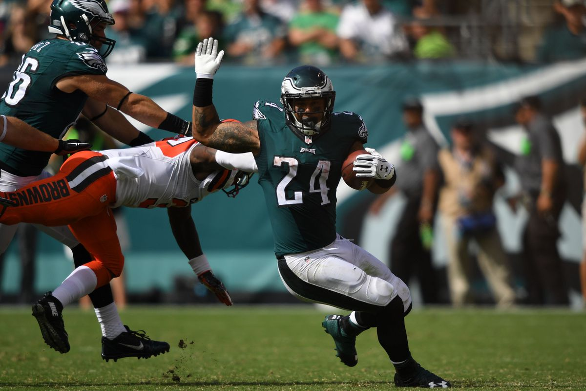 Eagles release now-healthy running back Ryan Mathews