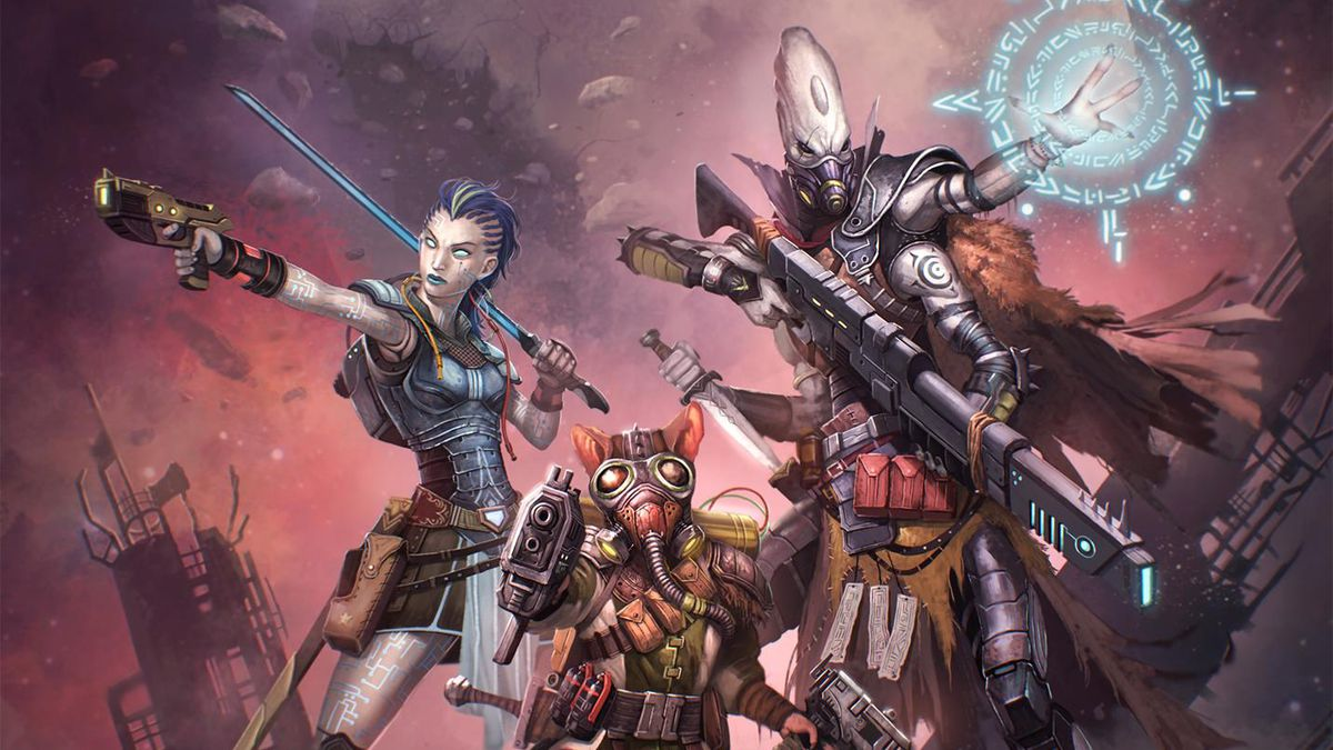 Starfinder Hopes To Do Fore Opera What Dd Has Done For Fantasy
