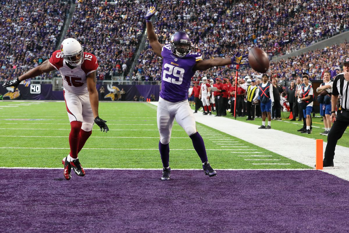 Minnesota Vikings Finalize Extension With Xavier Rhodes Daily
