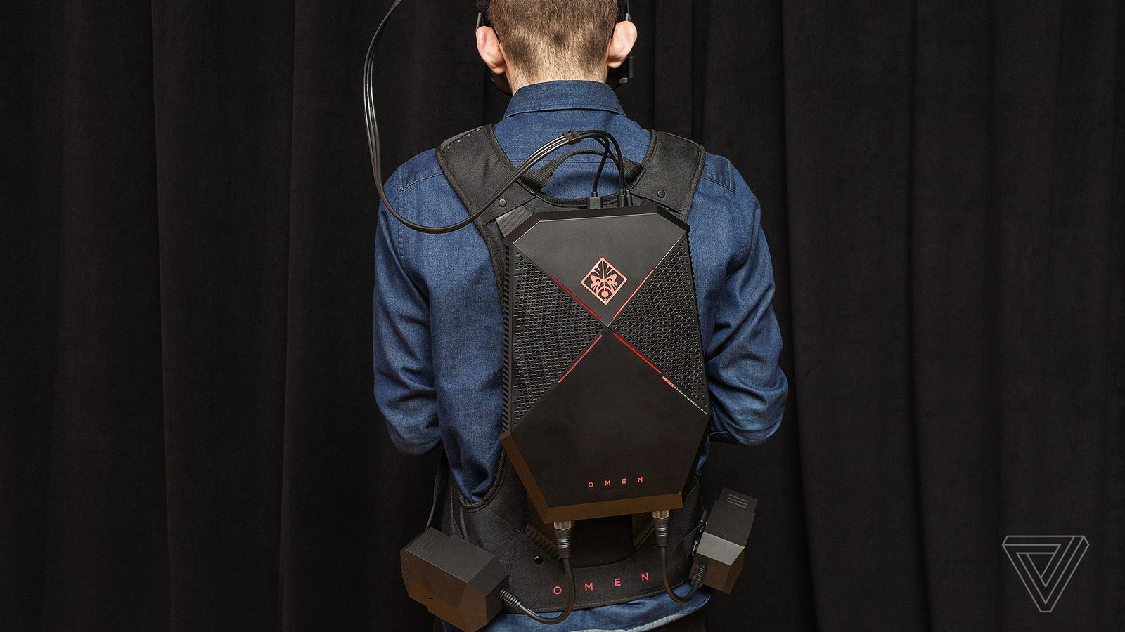HP Fixed the Biggest Issue with its VR Backpack PC and will Sell it Next Month