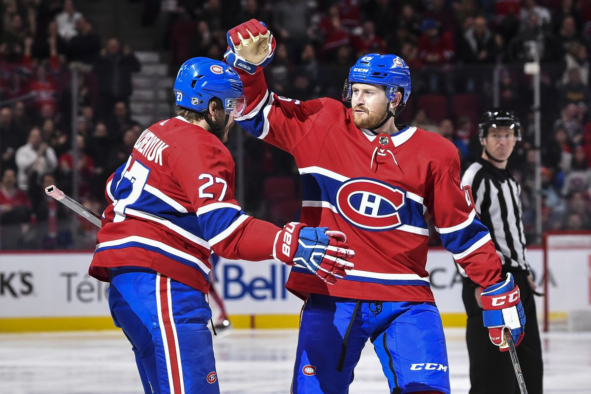 Montreal Canadiens Mid Season Player Review Jeff Petry Eyes On The Prize