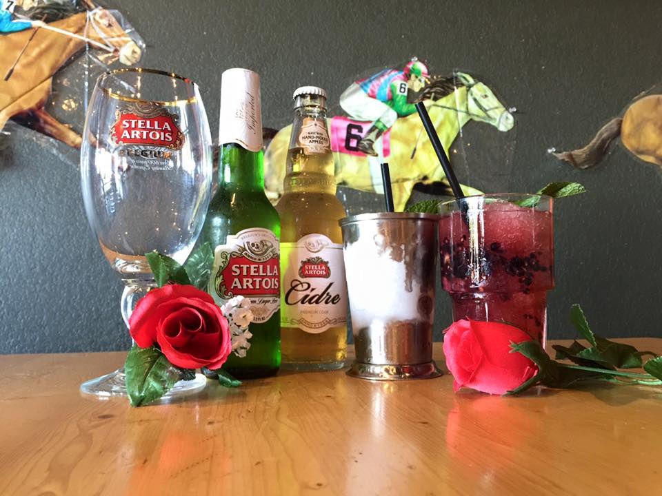 Haymaker's Derby Day drinks
