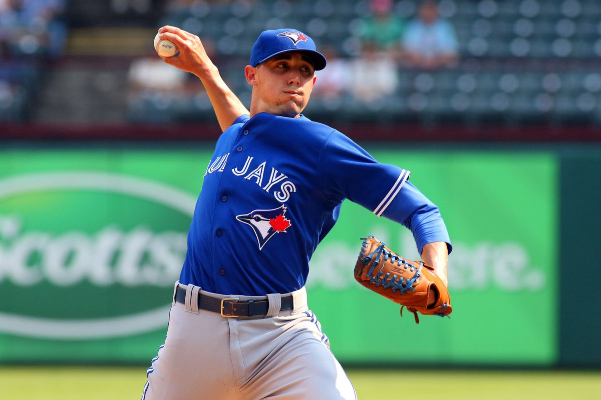 A reliever in 2015, Aaron Sanchez would best serve the Blue Jays as a member of a seven-man starting rotation in 2016.