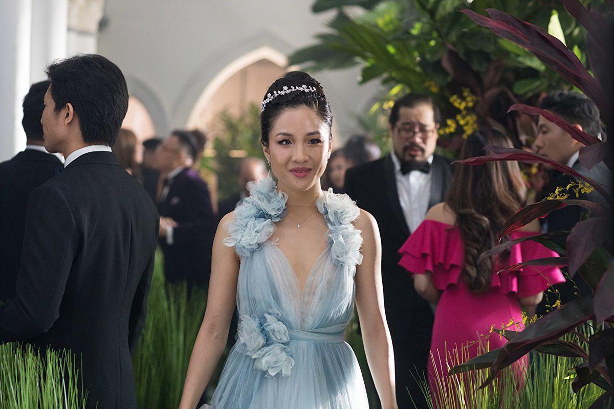 Constance Wu In Crazy Rich Asians Warner Bros